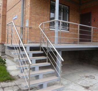 Уличная лестница №11