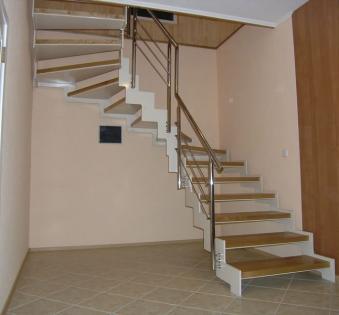 Интерьерная лестница №13