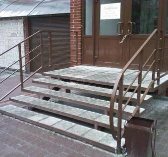 Уличная лестница №13