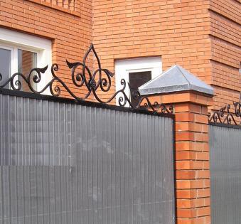 Забор №17