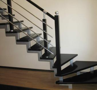 Интерьерная лестница №18