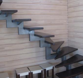 Интерьерная лестница №19