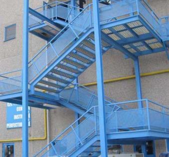 Уличная лестница №21