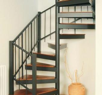 Интерьерная лестница №21