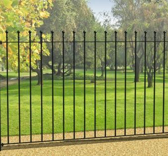 Кованый забор №59