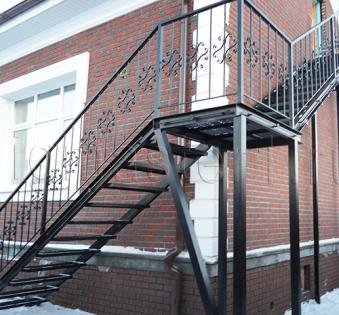 Уличная лестница №24