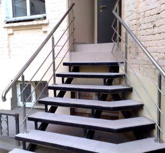 Уличная лестница №25