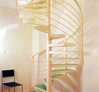 Интерьерная лестница №26