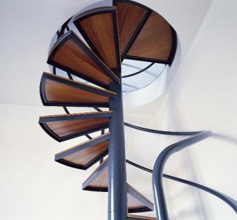 Интерьерная лестница №27