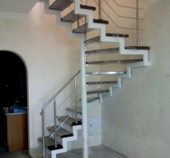 Интерьерная лестница №2