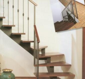 Интерьерная лестница №31