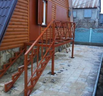 Уличная лестница №31