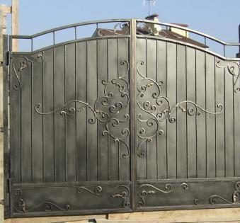 Кованые ворота №32