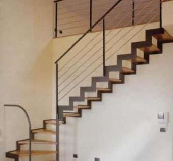 Интерьерная лестница №32