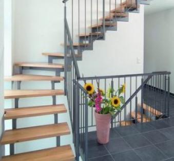 Интерьерная лестница №36