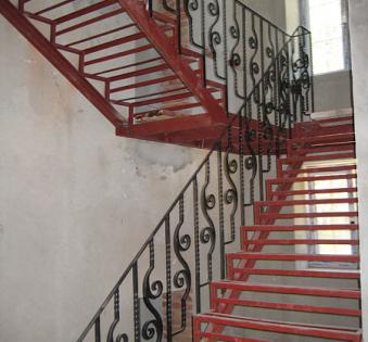 Интерьерная лестница №42
