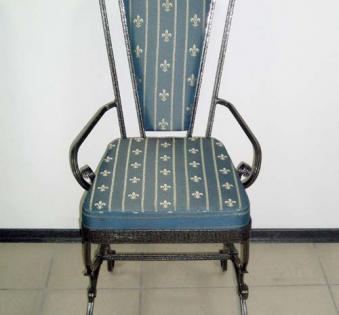Кованые скамейки и мебель №10