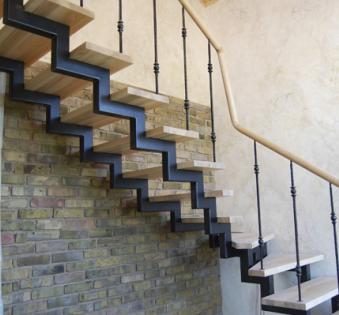 Интерьерная лестница №7