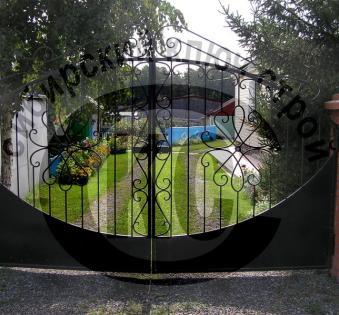 Кованые ворота №82