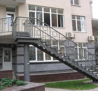 Уличная лестница №9